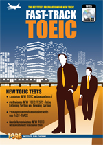 FAST-TRACK TOEIC With MP3 CD